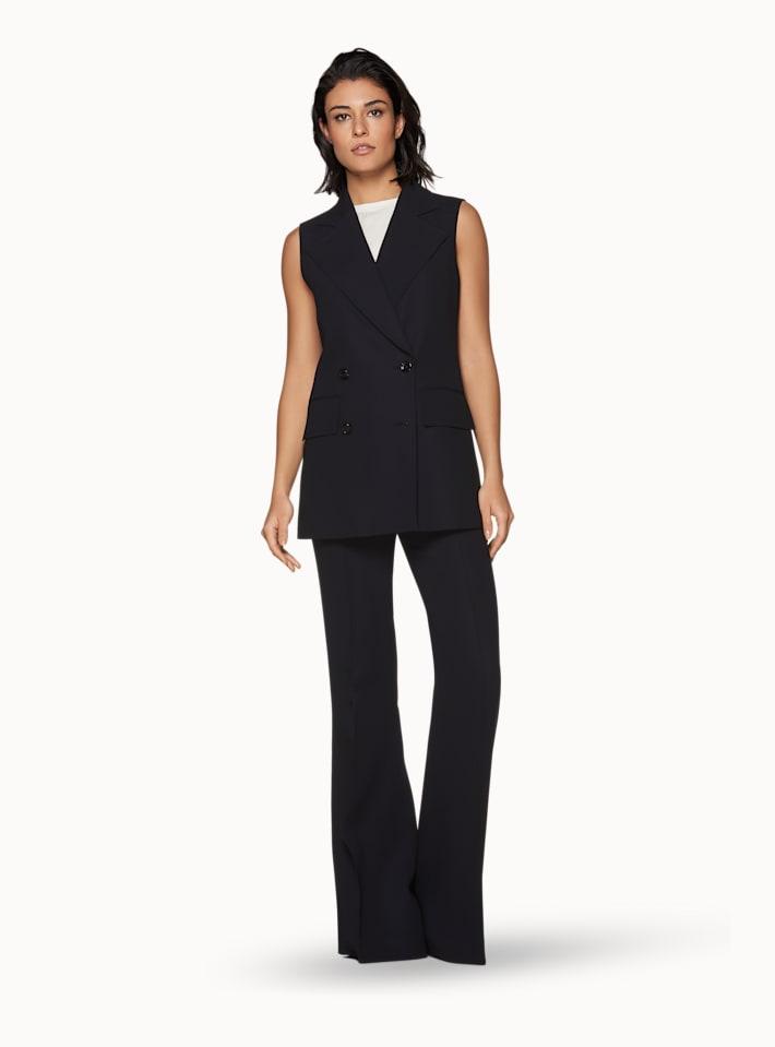 Belle Navy Waistcoat Suit