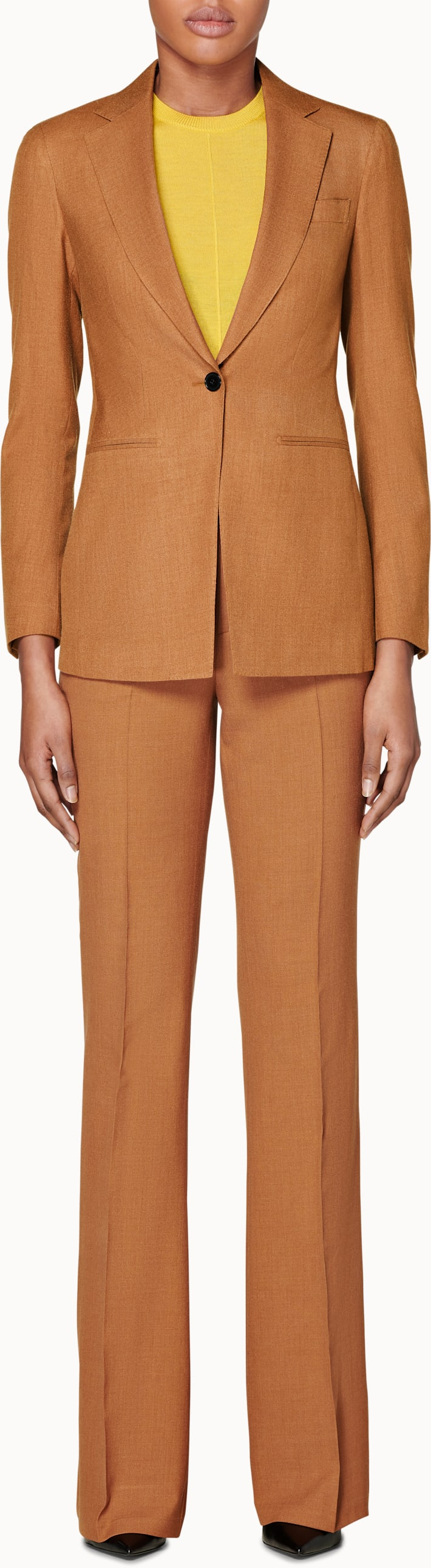 Cameron Cognac Suit
