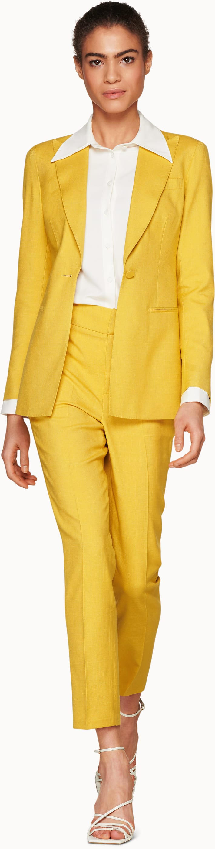 Cameron Yellow Suit