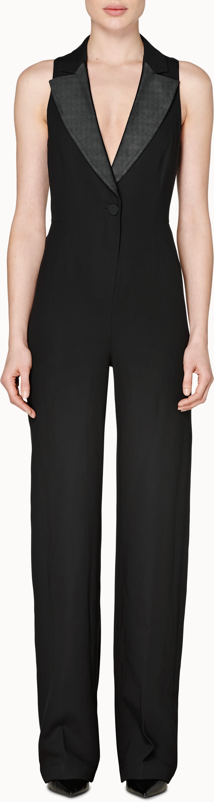 Grace Black  Jumpsuit