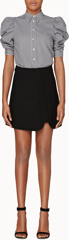 Bronson Black  Skirt