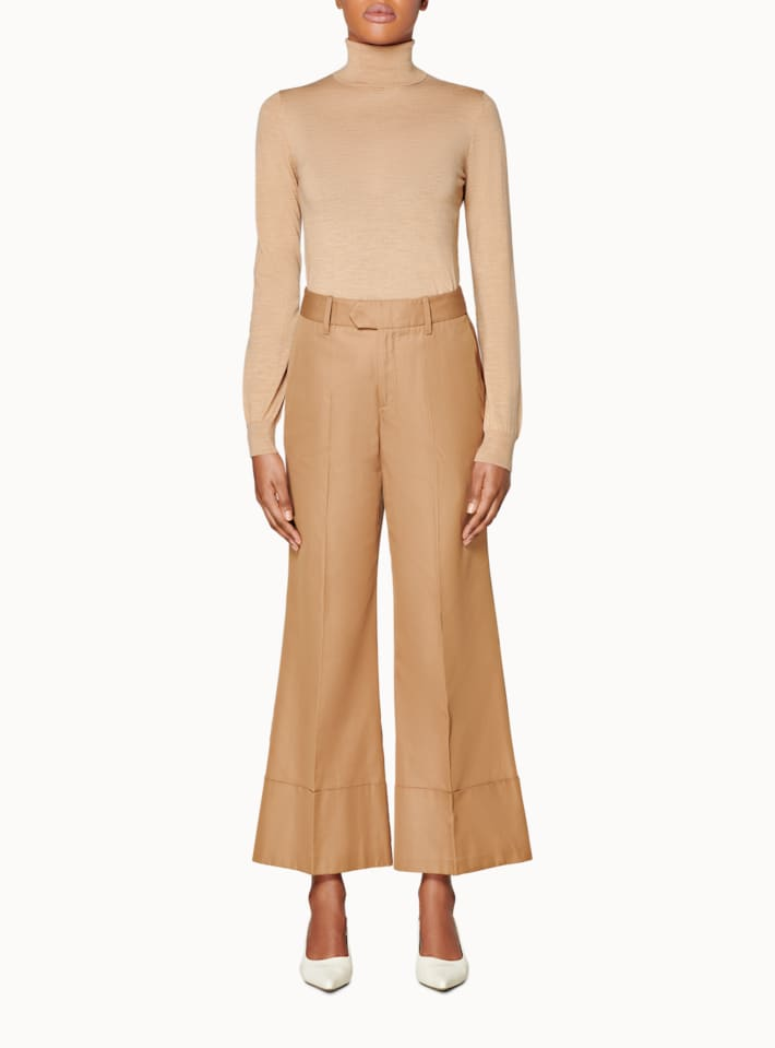 Laney Light Brown  Trousers