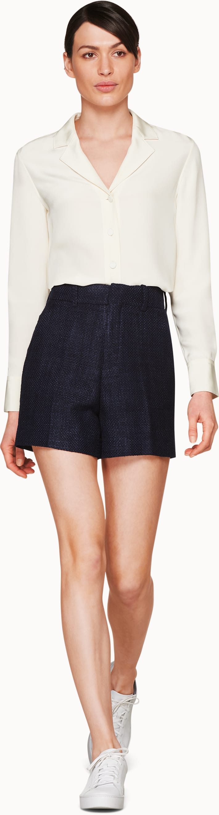 Nylah Navy  Trousers