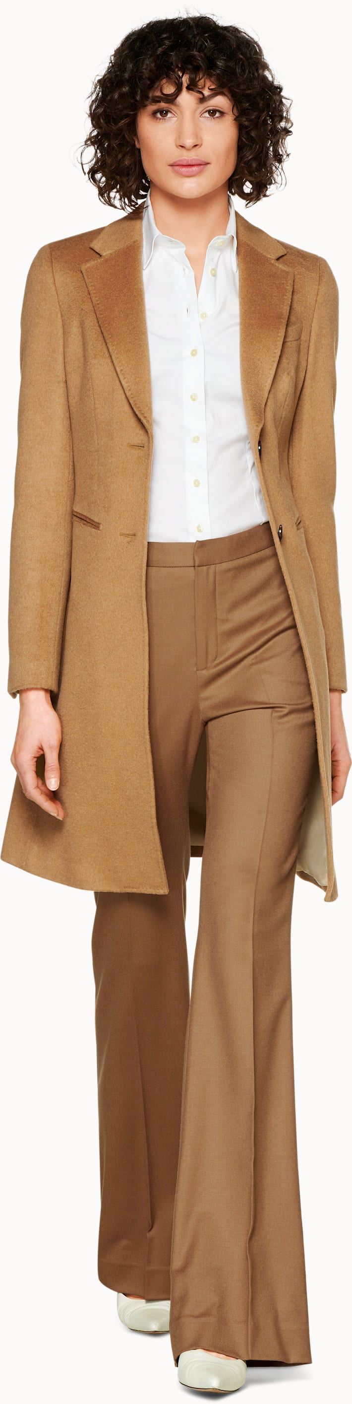 Lauren Camel  Coat
