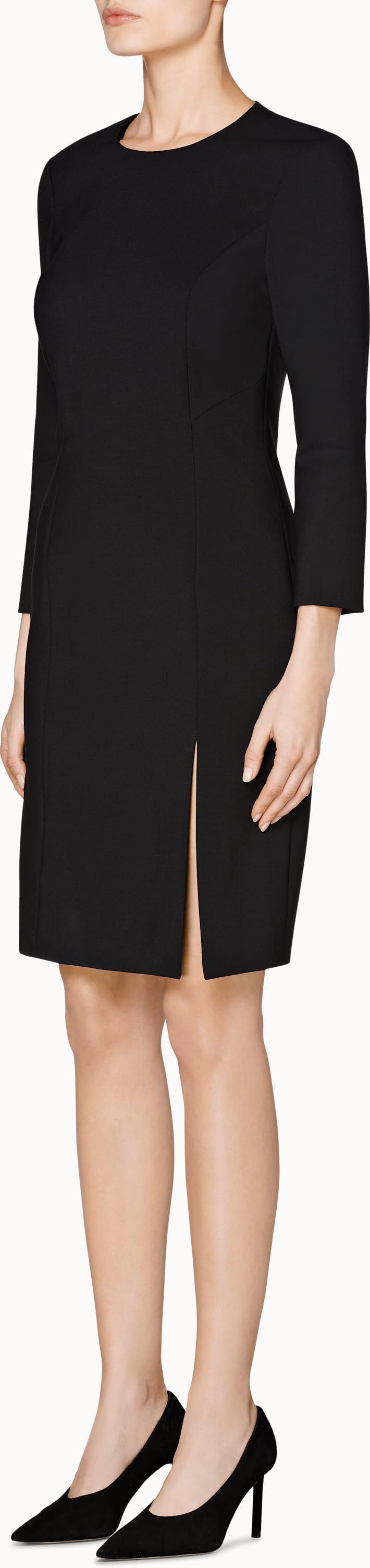 Asia Black  Dress