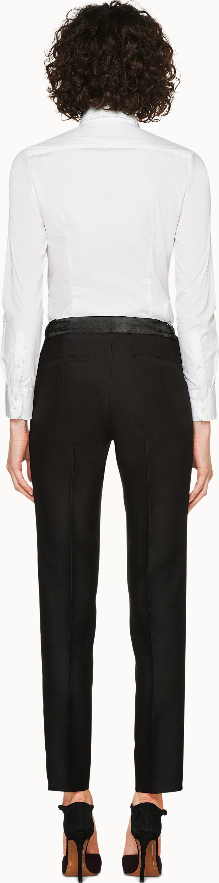 Robin Black  Tux Trousers