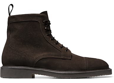 Dark Brown Boot