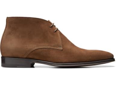 Cognac Boot