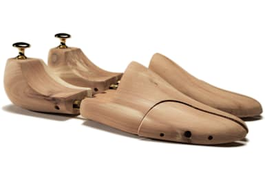 Shoe Trees Brown