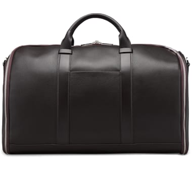 9a993a90f7ac3 Dark Brown Holdall Suit Carrier ...