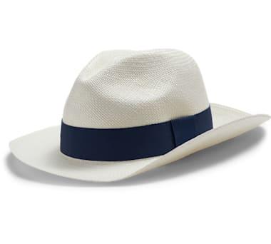 White Panama Hat
