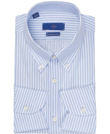 Jort Light Blue Stripe Shirt