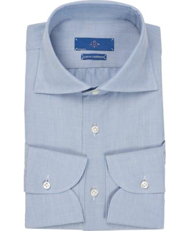 Jort Blue Flannel Shirt