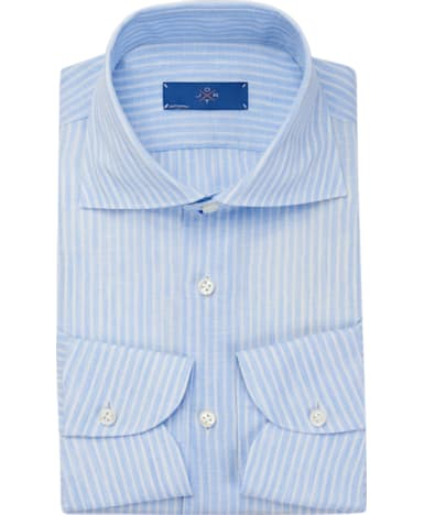 Jort Blue Stripe Shirt
