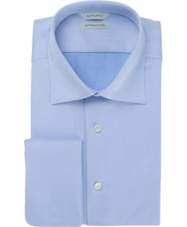 Blue Plain Shirt
