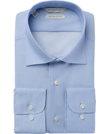 Light Blue Plain Shirt
