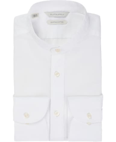 White Plain Shirt
