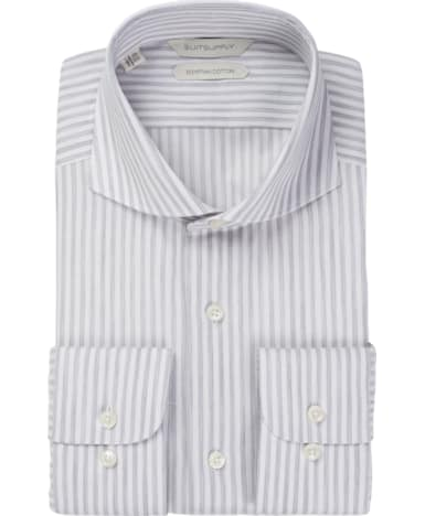 Grey Stripe Shirt
