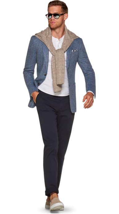 Havana Blue Jacket
