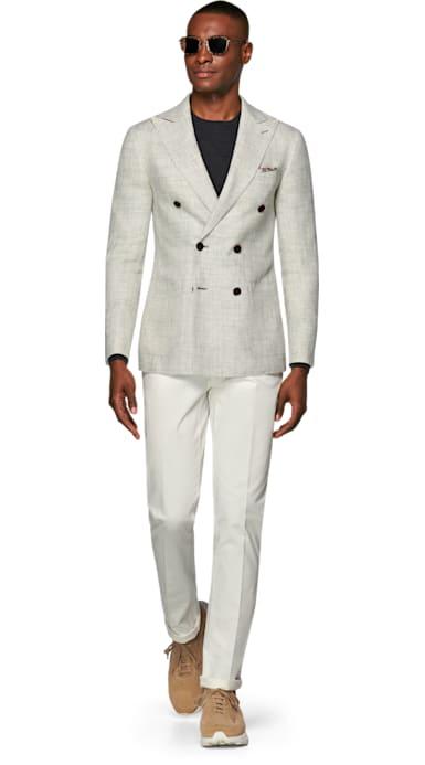 Havana Light Grey Jacket