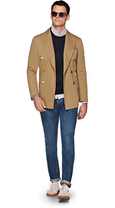 Havana Khaki Jacket
