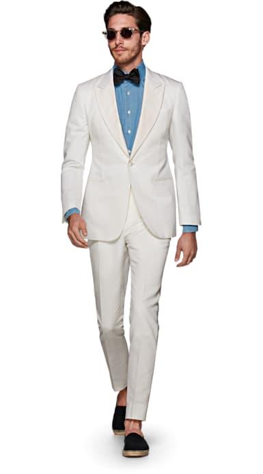 Lazio Off White Tuxedo