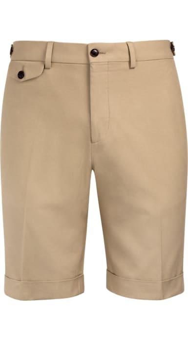 Jort Khaki Shorts