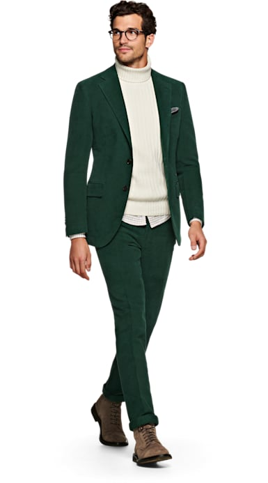 Jort Green Suit