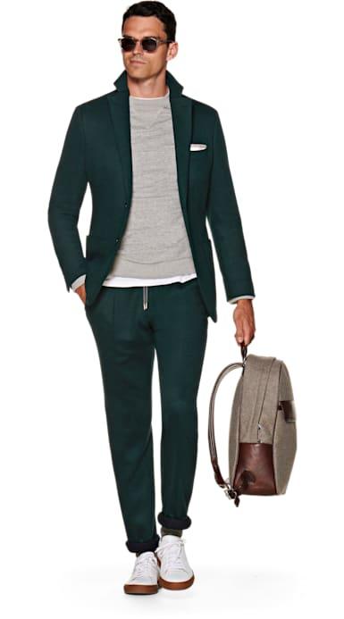 Havana Green Suit