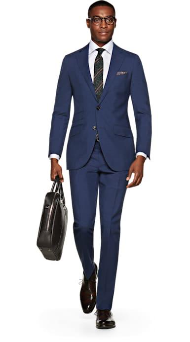 Sienna Blue Suit