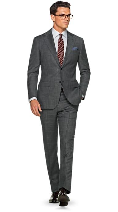 Napoli Grey Suit
