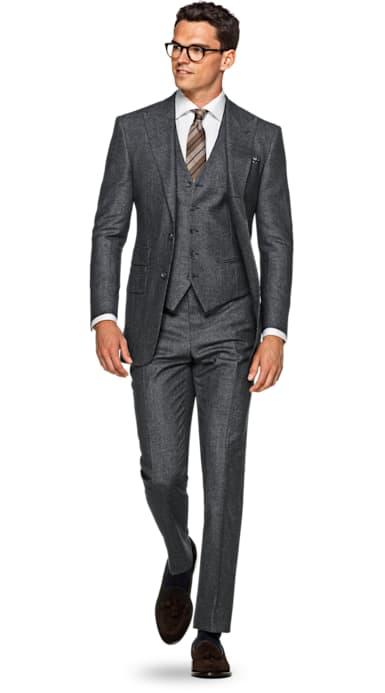 Washington Grey Suit
