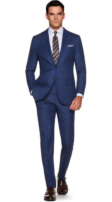 La Spalla Navy Suit
