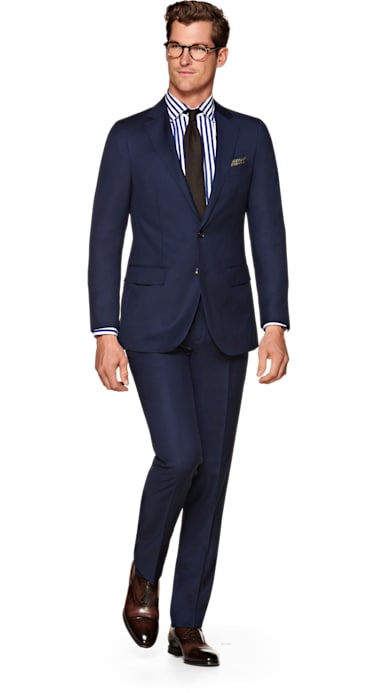 Sienna Blue Suit
