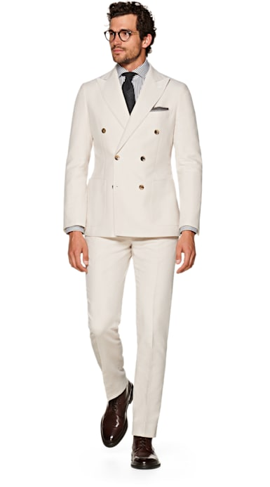 Havana Off White Suit
