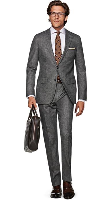 77280ae470 Sienna Dark Grey Suit ...