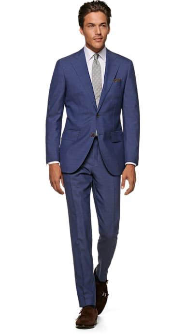 Lazio Blue Suit