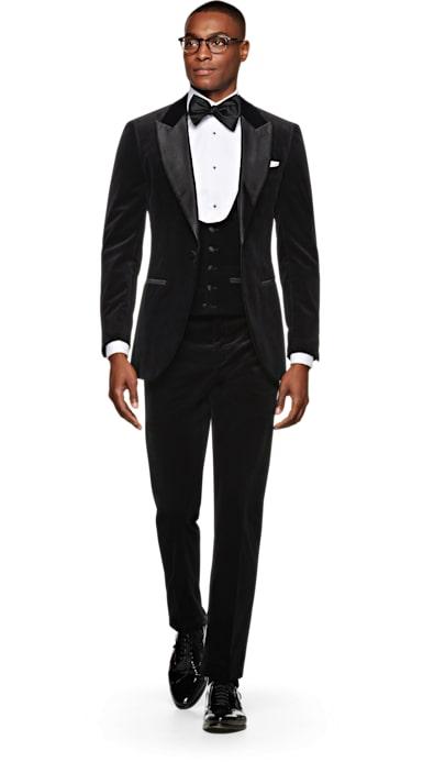 Lazio Black Tuxedo