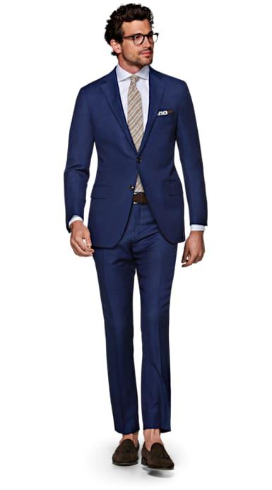 Sienna Navy Suit