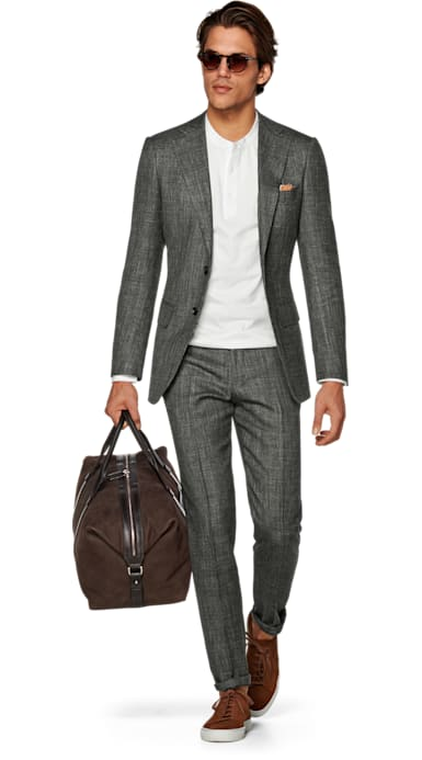Lazio Green Suit