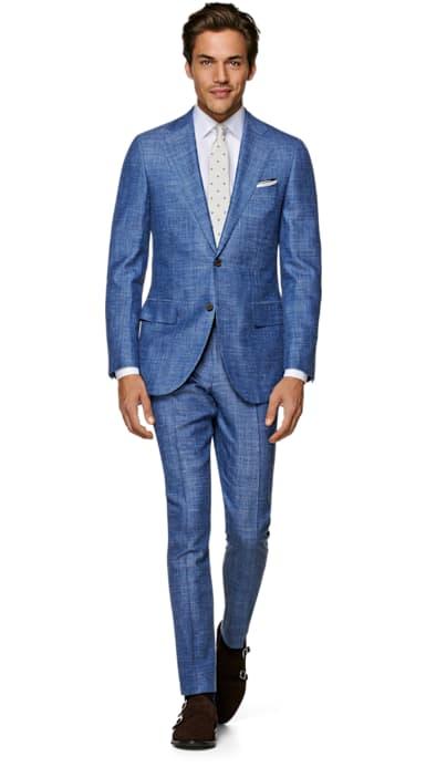 Lazio Dark Grey Suit