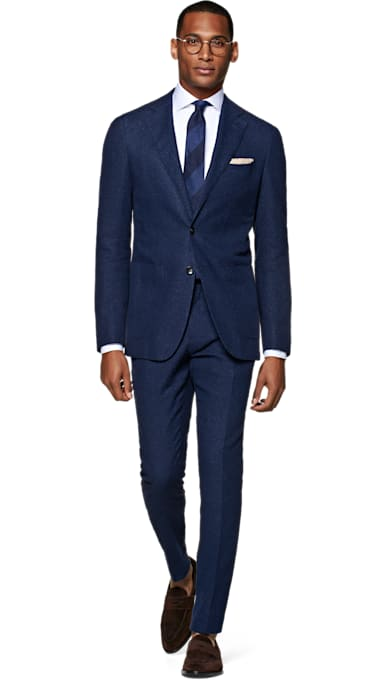 Havana Blue Suit