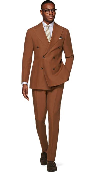 Havana Brown Suit