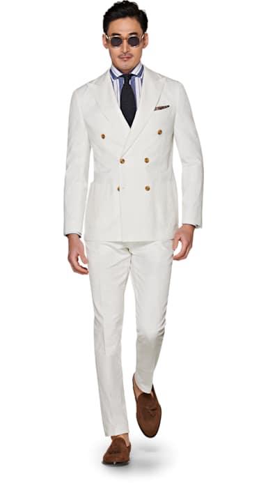 Havana White Suit