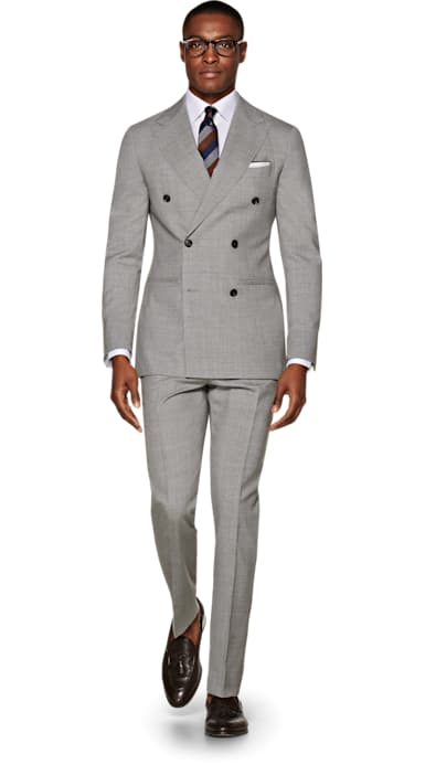 Havana Grey Suit
