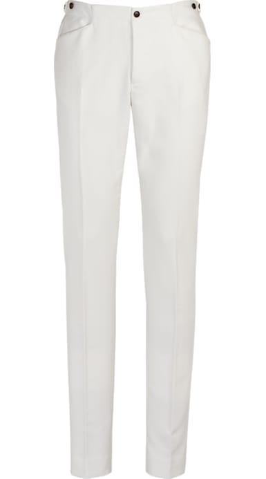 Off White Jort Casual Trousers