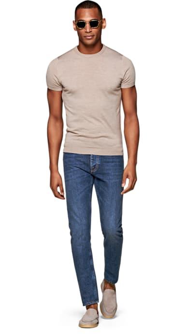 Blue Selvedge Jeans