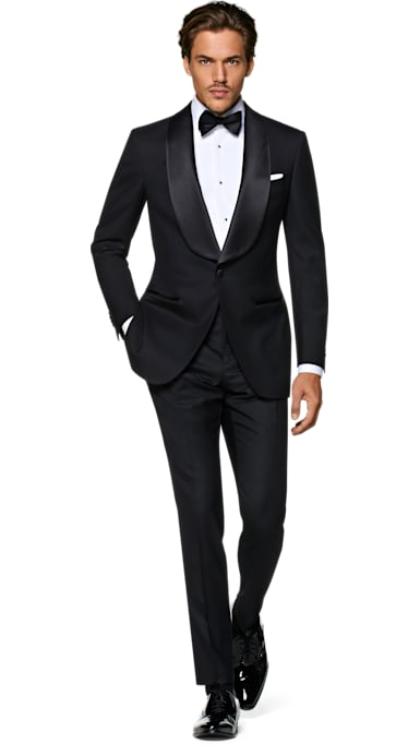 Washington Black Plain Tuxedo