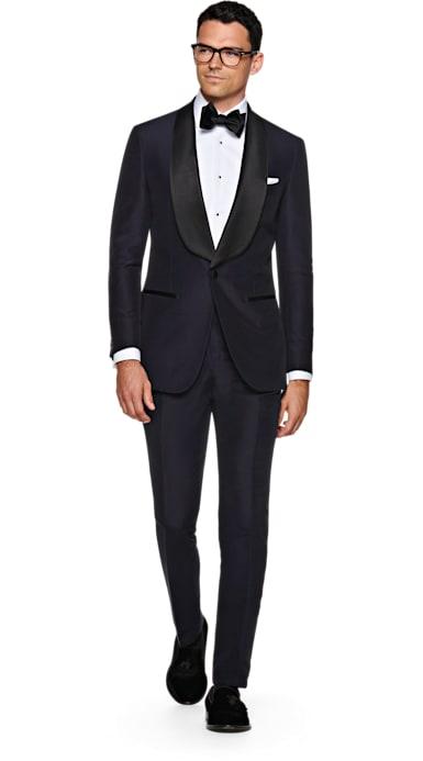 Washington Navy Plain Tuxedo
