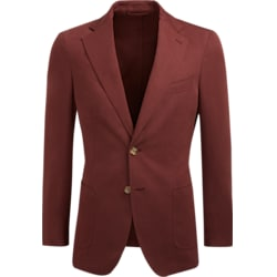 Jacket_Red_Plain_Havana_C1232I